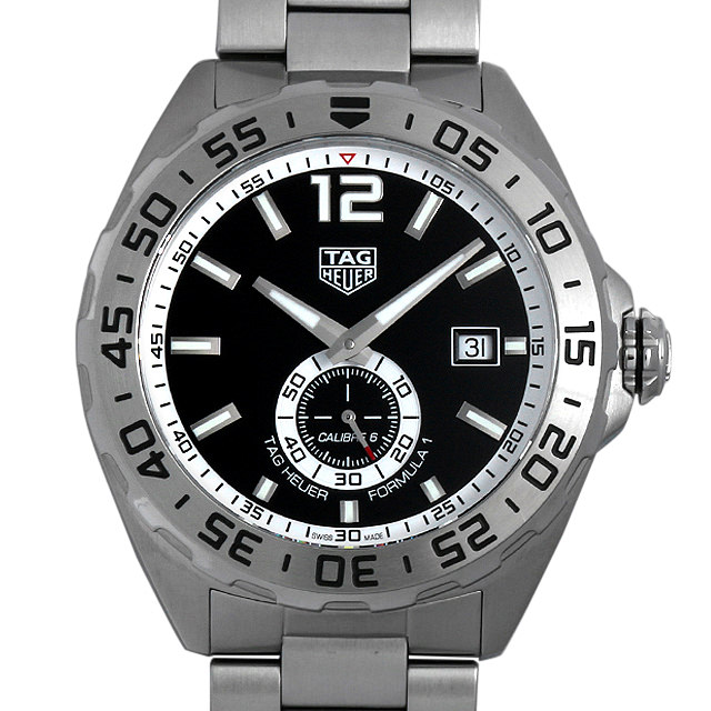 【48回払いまで無金利】タグホイヤー フォーミュラ1 キャリバー6 WAZ2012.BA0842 メンズ(0066THAN0221)【新品】【腕時計】【送料無料】