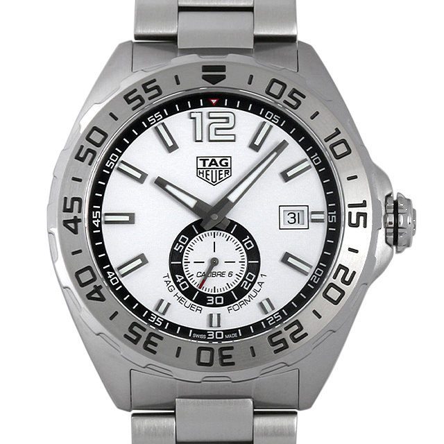 【48回払いまで無金利】タグホイヤー フォーミュラ1 キャリバー6 WAZ2013.BA0842 メンズ(004UTHAN0336)【新品】【腕時計】【送料無料】