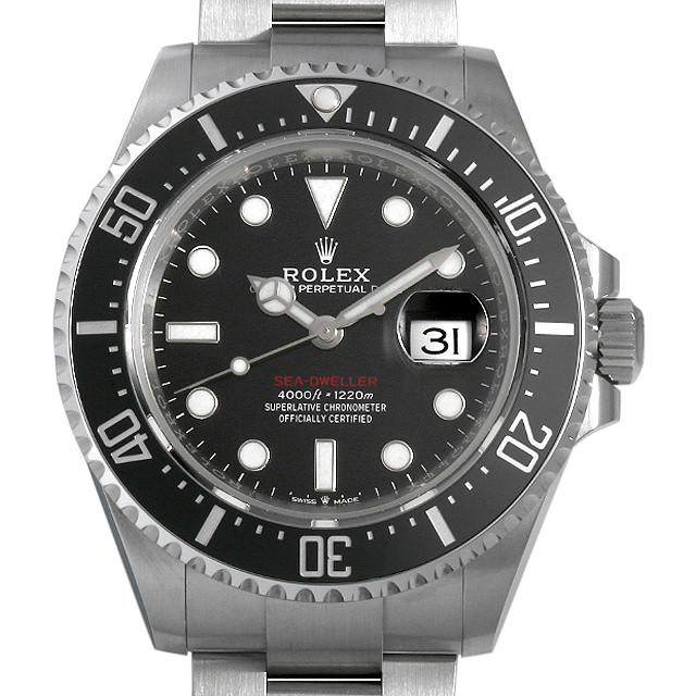 【48回払いまで無金利】ロレックス シードゥエラー 126600 メンズ(0IBCROAS0002)【中古】【未使用】【腕時計】【送料無料】