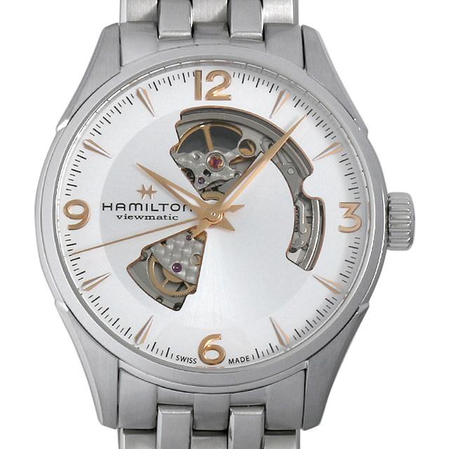 【48回払いまで無金利】ハミルトン ジャズマスター オープンハート H32705151 メンズ(006THMAN0141)【新品】【腕時計】【送料無料】