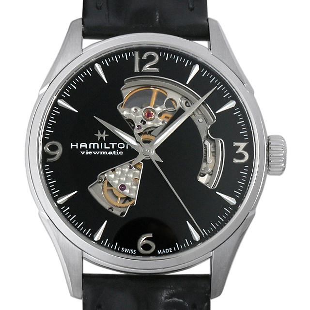 【48回払いまで無金利】ハミルトン ジャズマスター オープンハート H32705731 メンズ(006THMAN0142)【新品】【腕時計】【送料無料】