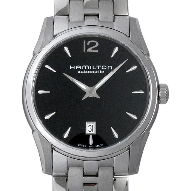 【48回払いまで無金利】ハミルトン ジャズマスター スリム プチ セコンドオート H38515135 メンズ(006THMAN0030)【新品】【腕時計】【送料無料】
