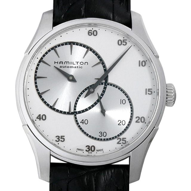 【48回払いまで無金利】ハミルトン ジャズマスター レギュレーター H42615753 メンズ(006THMAN0033)【新品】【腕時計】【送料無料】