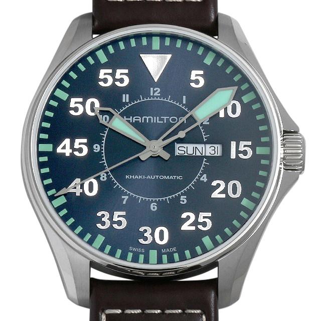 【48回払いまで無金利】ハミルトン カーキ パイロット オート H64715545 メンズ(006THMAN0012)【新品】【腕時計】【送料無料】