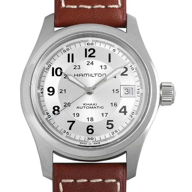【48回払いまで無金利】ハミルトン カーキ フィールド オート H70455553 メンズ(006THMAN0014)【新品】【腕時計】【送料無料】