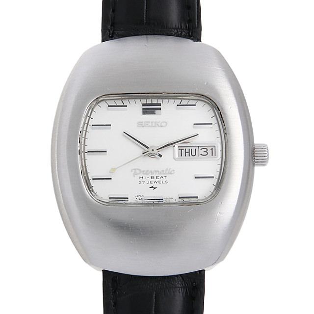 【48回払いまで無金利】セイコー プレスマチック ハイビート 5146-5011 メンズ(0001SEAA0001)【アンティーク】【腕時計】【送料無料】