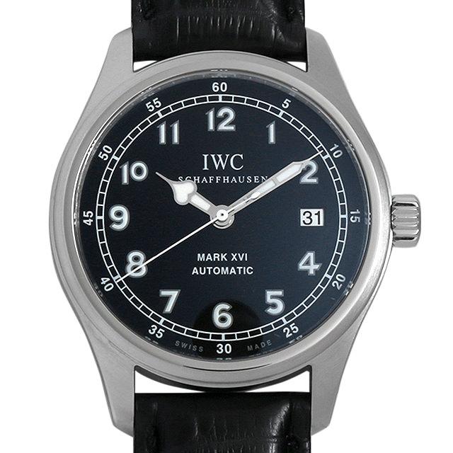 【48回払いまで無金利】SALE IWC マーク16 日本限定 IW325516 メンズ(0014IWAU0020)【中古】【腕時計】【送料無料】