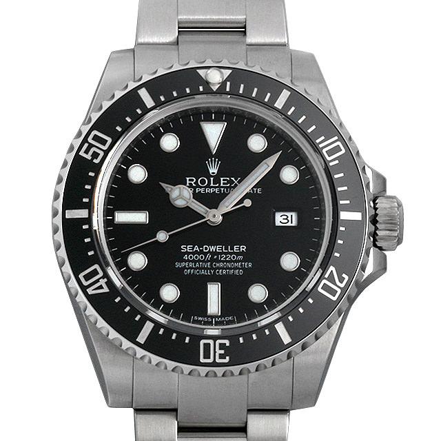 【48回払いまで無金利】ロレックス シードゥエラー4000 116600 メンズ(0014ROAU0102)【中古】【腕時計】【送料無料】