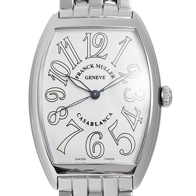 【48回払いまで無金利】フランクミュラー カサブランカ 6850BC OAC メンズ(001HFRAU0062)【中古】【腕時計】【送料無料】