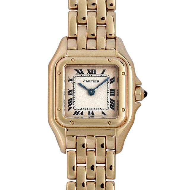 【48回払いまで無金利】カルティエ パンテール SM レディース(006XCAAU0118)【中古】【腕時計】【送料無料】