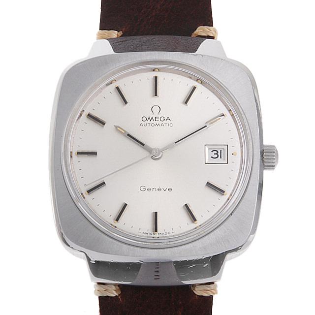【48回払いまで無金利】オメガ ジュネーブ 166.0164 メンズ(006XOMAA0029)【アンティーク】【腕時計】【送料無料】