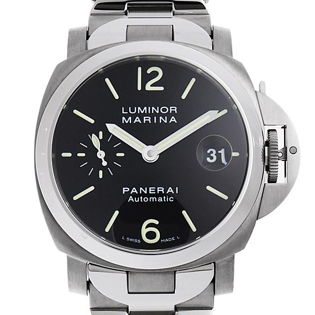 【48回払いまで無金利】パネライ ルミノールマリーナ L番 PAM00333 メンズ(006XOPAU0097)【中古】【腕時計】【送料無料】
