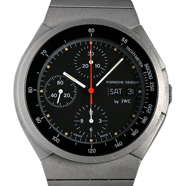 【48回払いまで無金利】ポルシェデザイン チタニウム クロノグラフ 3702 メンズ(007UPOAU0005)【中古】【腕時計】【送料無料】