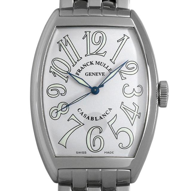 【48回払いまで無金利】SALE フランクミュラー カサブランカ 6850MC OAC メンズ(008WFRAU0079)【中古】【腕時計】【送料無料】