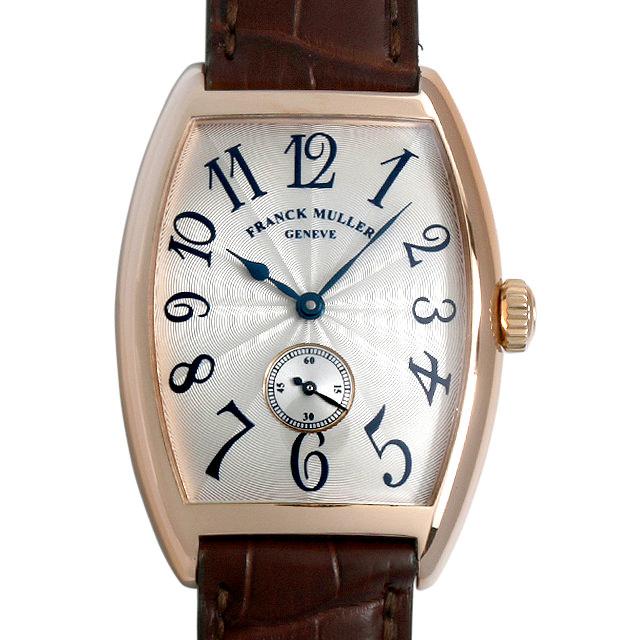 【48回払いまで無金利】フランクミュラー トノーカーベックス 2852 S6 5N メンズ(01X4FRAU0001)【中古】【腕時計】【送料無料】