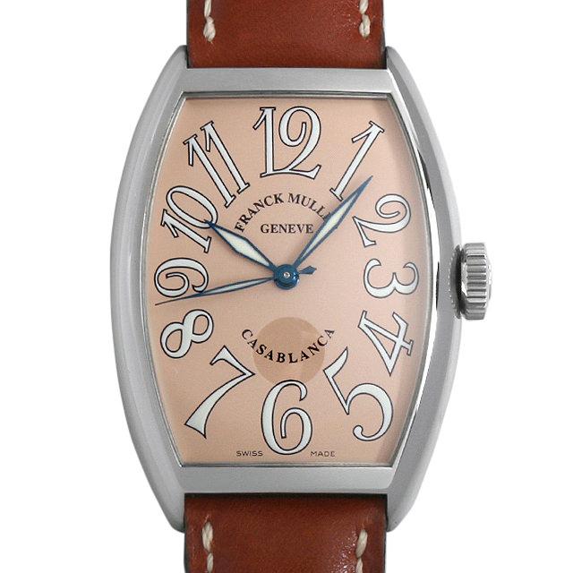 【48回払いまで無金利】フランクミュラー カサブランカ 5850CASA AC メンズ(01X4FRAU0002)【中古】【腕時計】【送料無料】