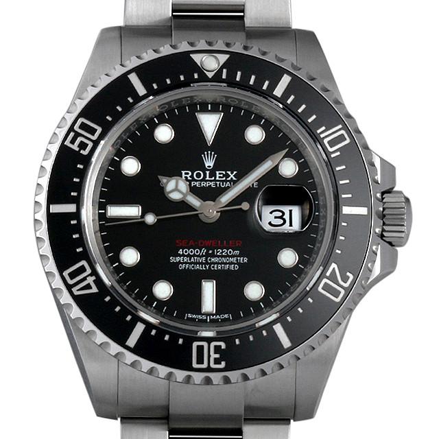 【48回払いまで無金利】ロレックス シードゥエラー 126600 メンズ(0CAZROAU0003)【中古】【腕時計】【送料無料】