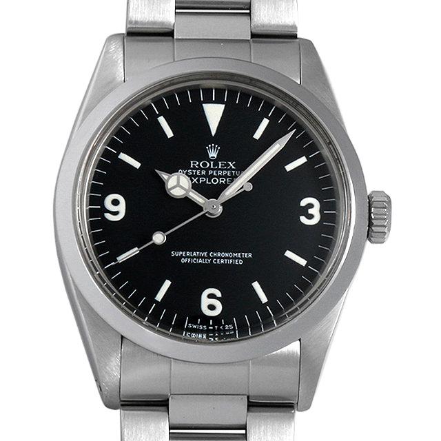 【48回払いまで無金利】ロレックス エクスプローラーI L番 1016 メンズ(0D03ROAA0001)【アンティーク】【腕時計】【送料無料】