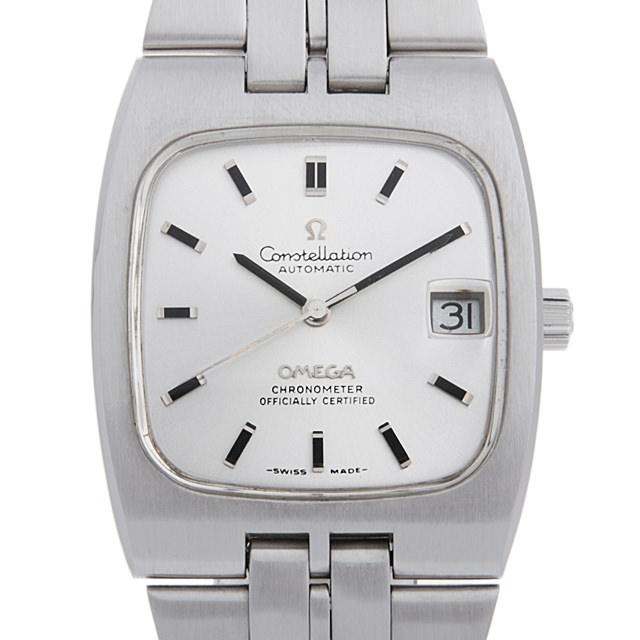 【48回払いまで無金利】オメガ コンステレーション 168.047 メンズ(0D31OMAA0001)【アンティーク】【腕時計】【送料無料】