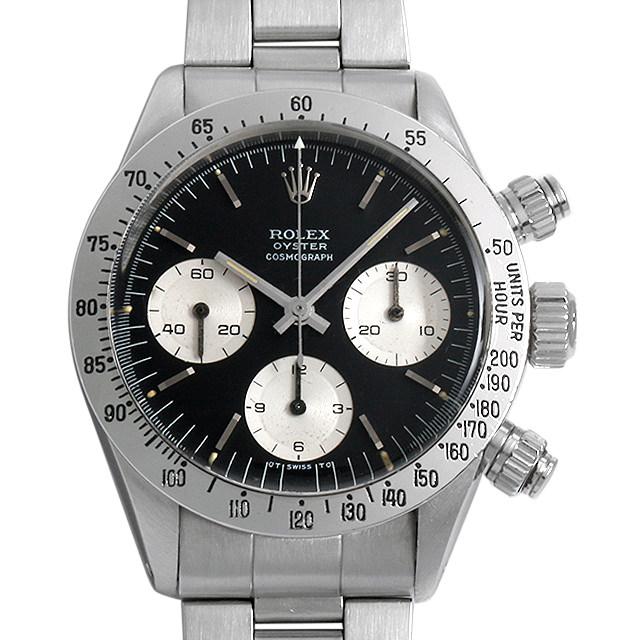 【48回払いまで無金利】ロレックス コスモグラフ デイトナ 30番 6265 メンズ(0DK3ROAA0001)【アンティーク】【腕時計】【送料無料】