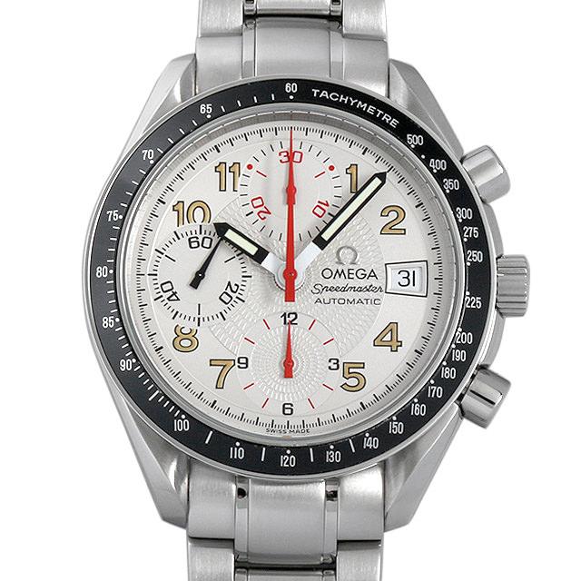 【48回払いまで無金利】オメガ スピードマスター マーク40 40周年モデル 3513-33 メンズ(0DMAOMAU0001)【中古】【腕時計】【送料無料】