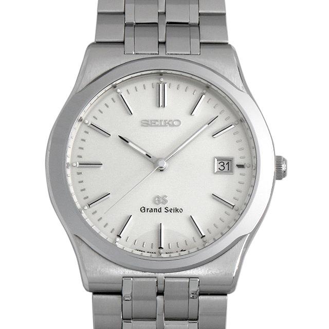 【48回払いまで無金利】グランドセイコー クォーツ SBGG001 メンズ(0E6HGSAU0001)【中古】【腕時計】【送料無料】