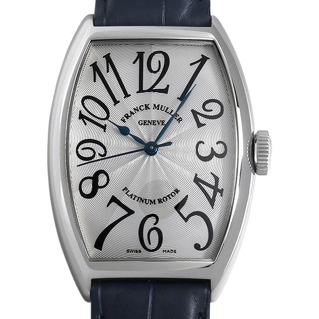 【48回払いまで無金利】フランクミュラー トノーカーベックス 5850SC AC メンズ(0066FRAN0051)【新品】【腕時計】【送料無料】