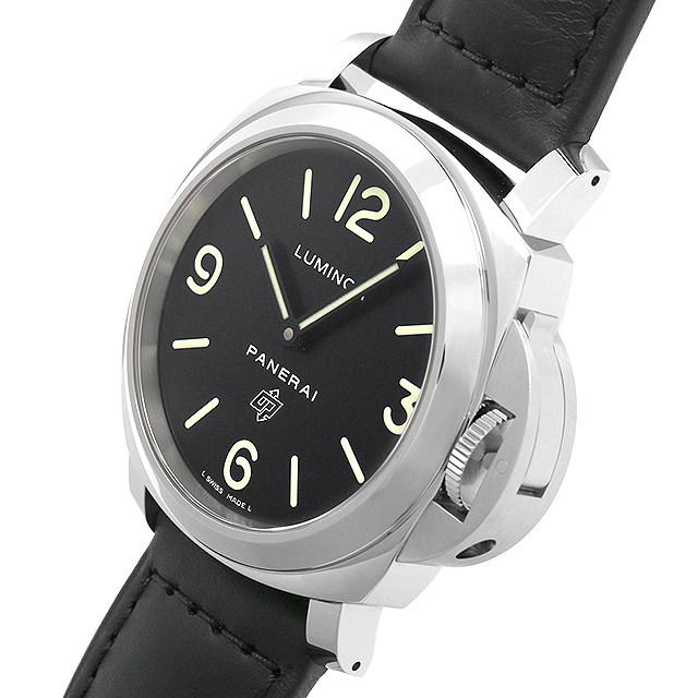 【48回払いまで無金利】パネライ ルミノールベース ロゴ アッチャイオ PAM01000 メンズ(0671OPAN0051)【新品】【腕時計】