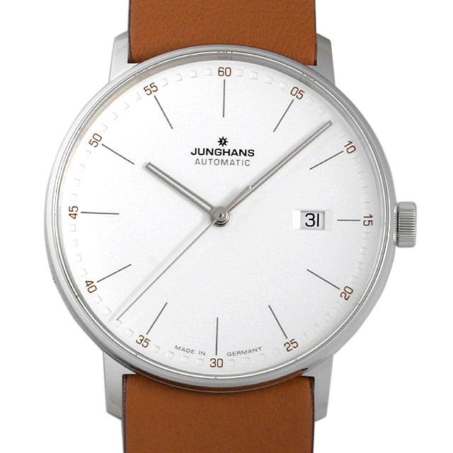 【48回払いまで無金利】ユンハンス フォームA 027/4734.00 メンズ(006TJUAN0049)【新品】【腕時計】【送料無料】
