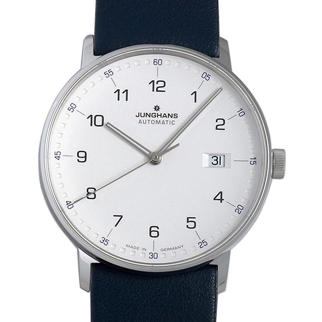 【48回払いまで無金利】ユンハンス フォームA 027/4735.00 メンズ(006TJUAN0126)【新品】【腕時計】【送料無料】