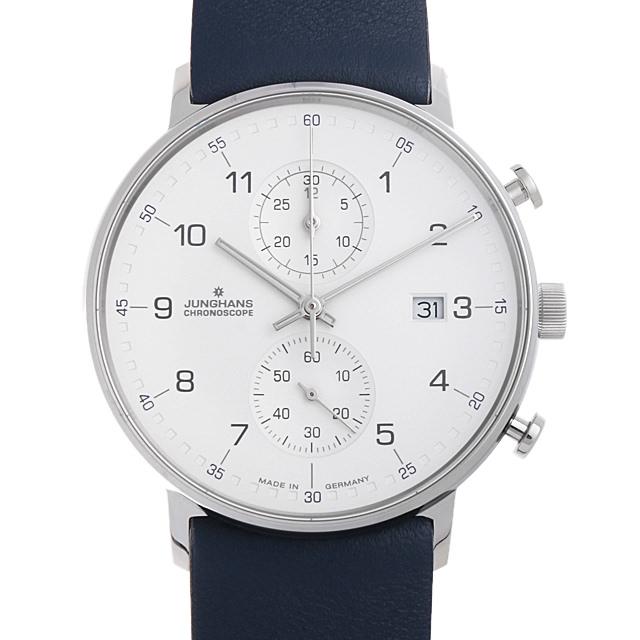 【48回払いまで無金利】ユンハンス フォームC 041/4775.00 メンズ(006TJUAN0107)【新品】【腕時計】【送料無料】