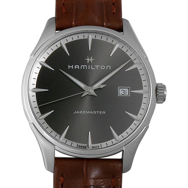 【48回払いまで無金利】ハミルトン ジャズマスター ジェント H32451581 メンズ(004UHMAN0021)【新品】【腕時計】【送料無料】