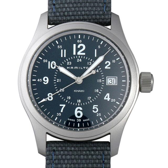 【48回払いまで無金利】ハミルトン カーキ フィールド クォーツ H68201943 メンズ(006THMAN0108)【新品】【腕時計】【送料無料】