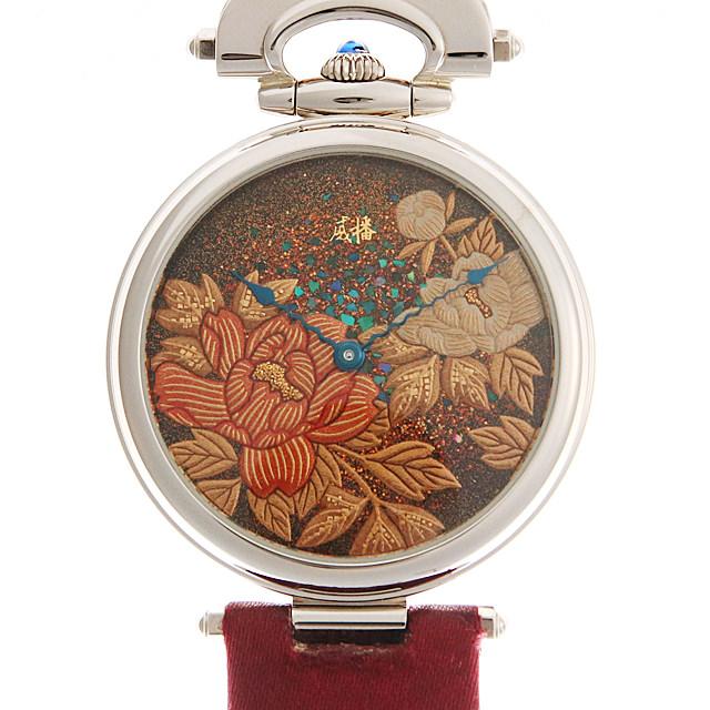 【48回払いまで無金利】SALE ボヴェ フルリエ 蒔絵 D801.0 メンズ(006WBTAU0001)【中古】【腕時計】【送料無料】