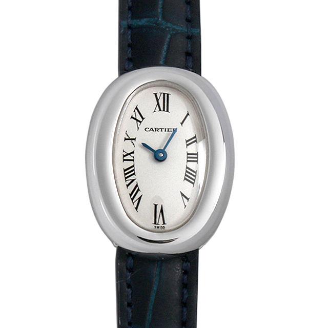 【48回払いまで無金利】カルティエ ミニベニュワール W1518956 レディース(006XCAAU0116)【中古】【腕時計】【送料無料】