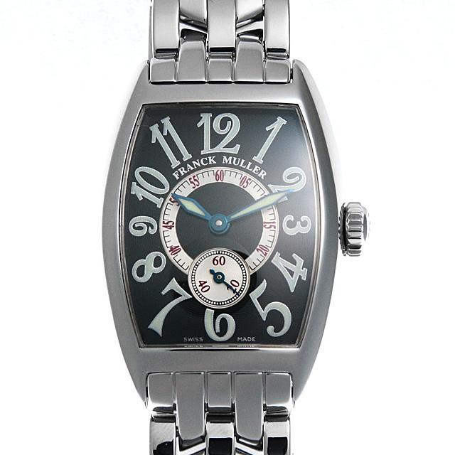 【48回払いまで無金利】SALE フランクミュラー トノーカーベックス 1750S6 J OAC レディース(006XFRAU0116)【中古】【腕時計】【送料無料】
