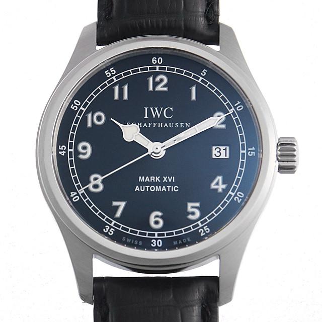 【48回払いまで無金利】IWC マーク16 日本限定 IW325516 メンズ(006XIWAU0091)【中古】【腕時計】【送料無料】