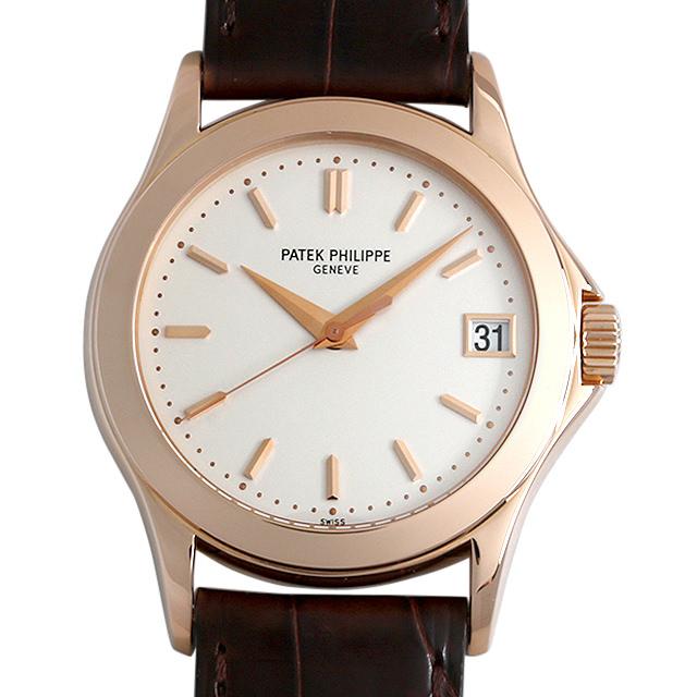 【48回払いまで無金利】パテックフィリップ カラトラバ 5107R メンズ(006XPPAU0095)【中古】【腕時計】【送料無料】