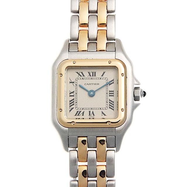 【48回払いまで無金利】カルティエ パンテール SM 2ROW レディース(007UCAAU0103)【中古】【腕時計】【送料無料】