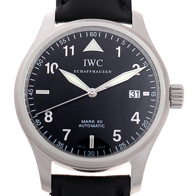 【48回払いまで無金利】SALE IWC スピットファイア マーク15 IW325311 メンズ(008WIWAU0062)【中古】【腕時計】【送料無料】