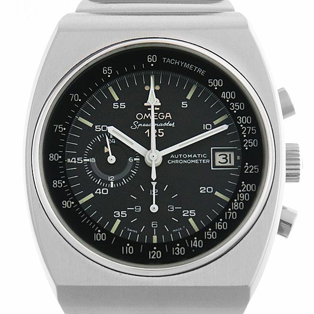 【48回払いまで無金利】オメガ スピードマスター 125周年 Cal.1041 378.0801 メンズ(008WOMAA0008)【アンティーク】【腕時計】【送料無料】