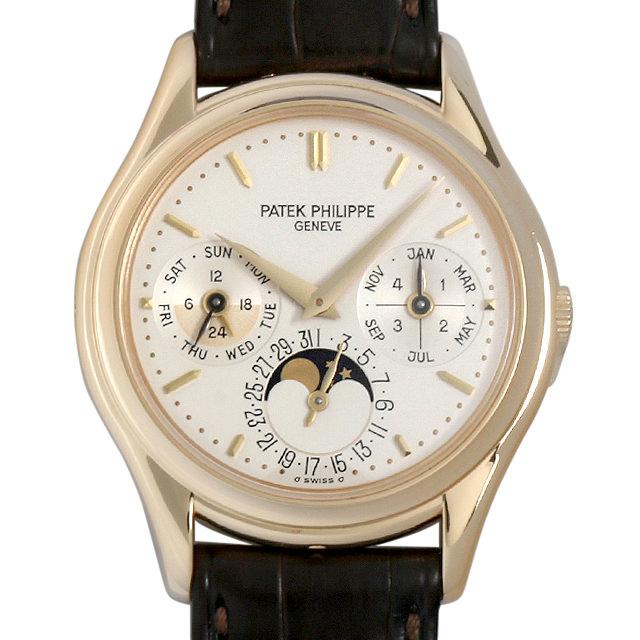 【48回払いまで無金利】パテックフィリップ パーペチュアルカレンダー 3940J メンズ(009MPPAU0019)【中古】【腕時計】【送料無料】