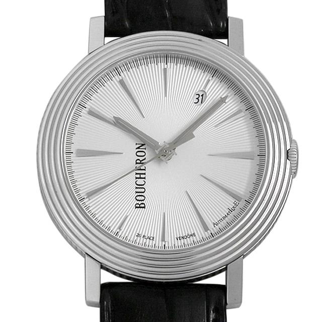 【48回払いまで無金利】ブシュロン ロンド WA010303 メンズ(032FBOUU0001)【中古】【腕時計】【送料無料】