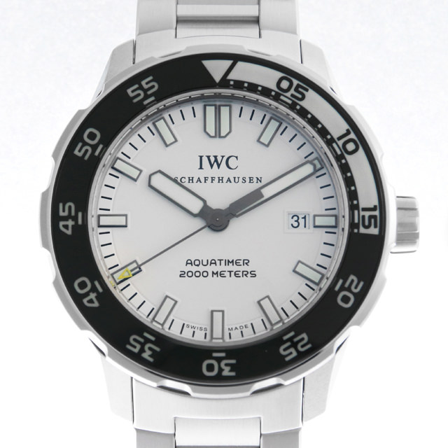 IWC アクアタイマー オートマチック2000 IW356805 メンズ(04V4IWAU0001)【中古】【腕時計】【送料無料】