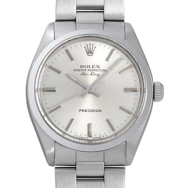 【48回払いまで無金利】ロレックス エアキング 95番 5500 メンズ(0BCCROAA0008)【アンティーク】【腕時計】【送料無料】