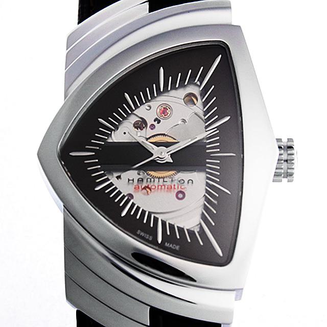 【48回払いまで無金利】ハミルトン ベンチュラ オート H24515591 メンズ(006THMAN0091)【新品】【腕時計】【送料無料】