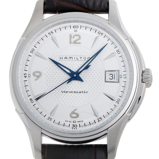 【48回払いまで無金利】ハミルトン ジャスマスター ビューマチック オート H32455557 メンズ WEB限定品(006THMAN0100)【新品】【腕時計】【送料無料】