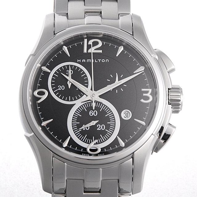 【48回払いまで無金利】ハミルトン ジャズマスター クロノ クォーツ H32612135 メンズ(006THMAN0067)【新品】【腕時計】【送料無料】