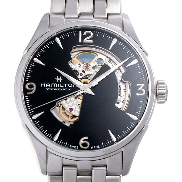 【48回払いまで無金利】ハミルトン ジャズマスター オープンハート H32705131 メンズ WEB限定品(006THMAN0040)【新品】【腕時計】【送料無料】