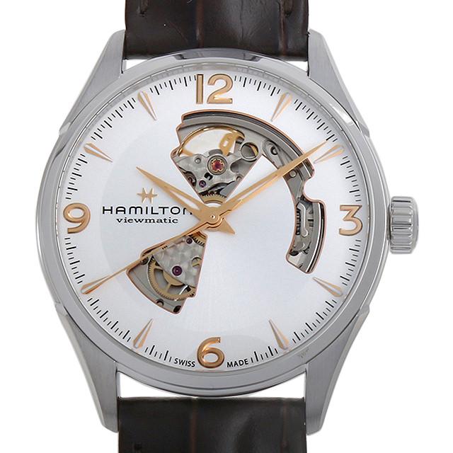 【48回払いまで無金利】ハミルトン ジャスマスター オープンハート H32705551 メンズ WEB限定品(006THMAN0043)【新品】【腕時計】【送料無料】